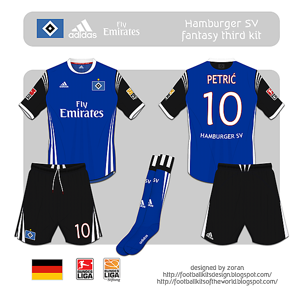 Hamburger SV fantasy third