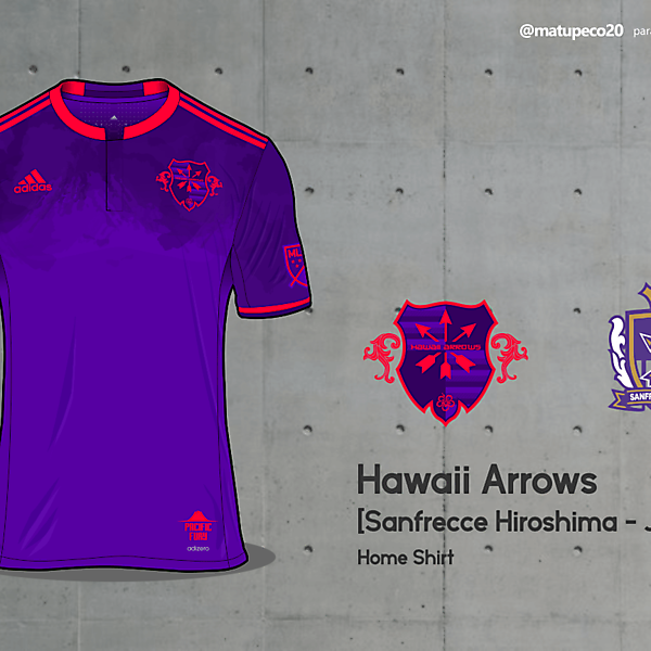 Hawaii Arrows - MLS Foreign Invasion