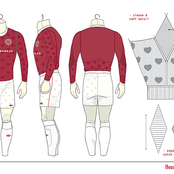 Hearts Home Version II