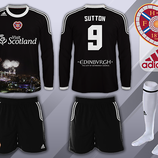 Hearts Fantasy Away Kit