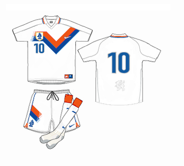 Netherlands Retro Kit