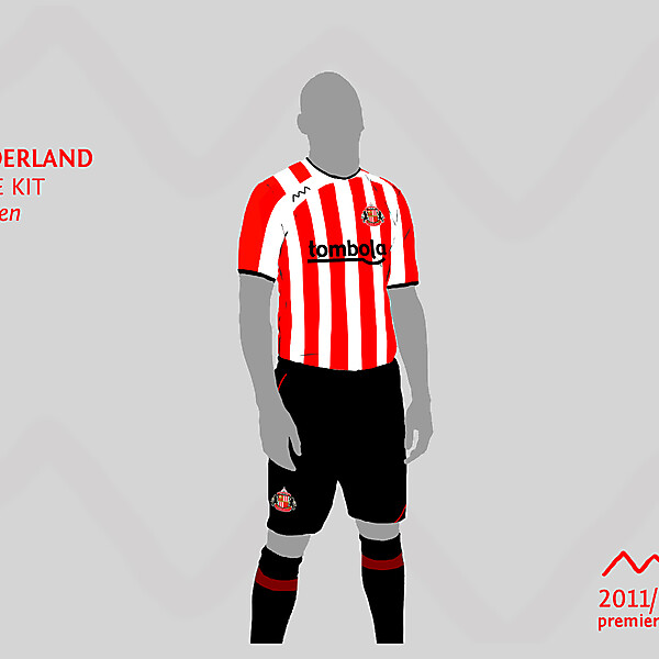 Sunderland home by green