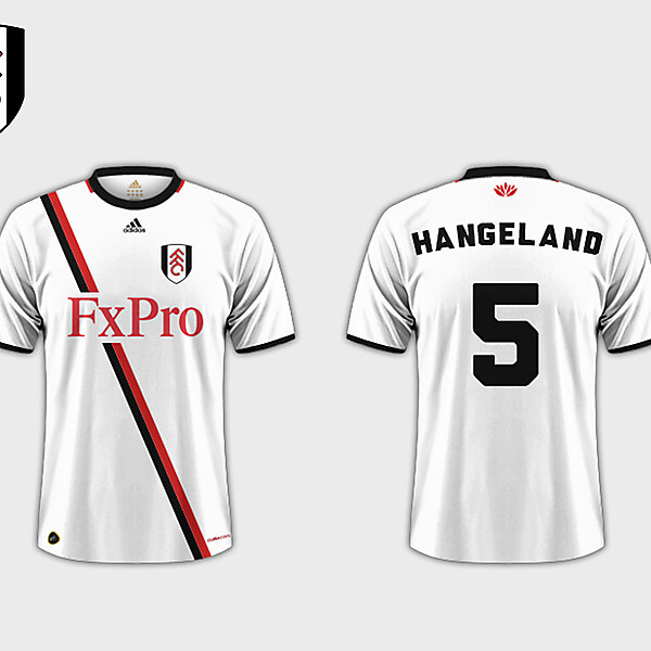 Home Kit // Fulham