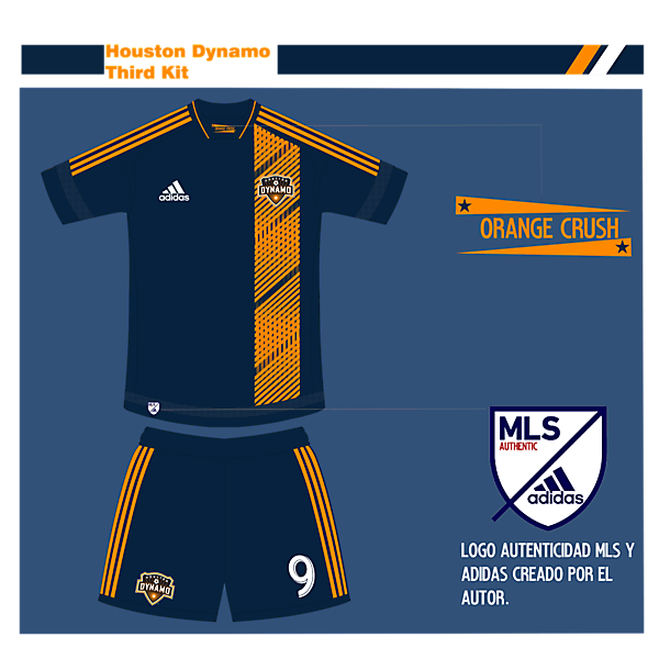 Houston Dynamo Third