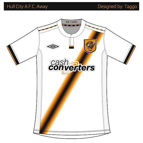 Hull City AFC Away Kit