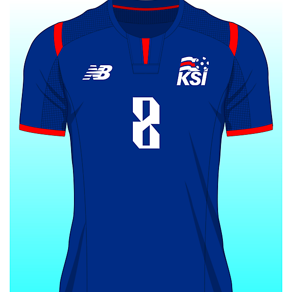 Iceland Home Kit / New Balance