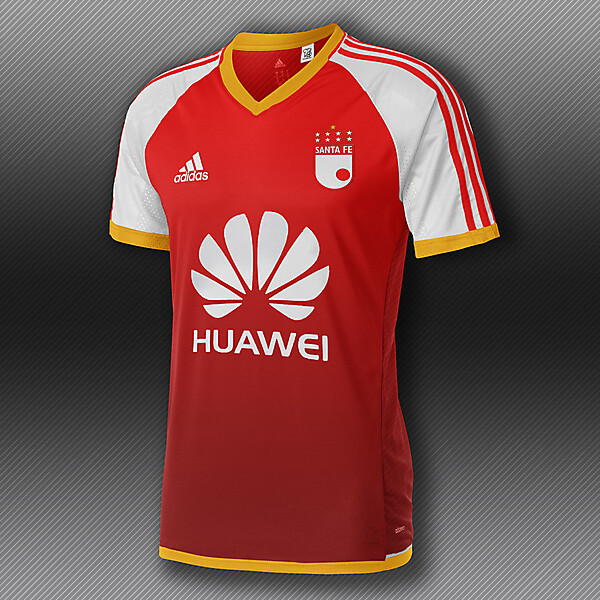 Independiente Santa Fe - Adidas Home Kit