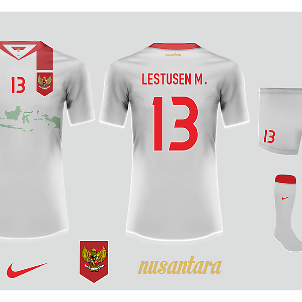 INDONESIA fantasy kit 2014-15 away