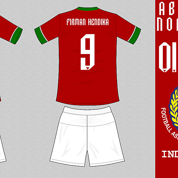 Indonesia Home 2014/2015