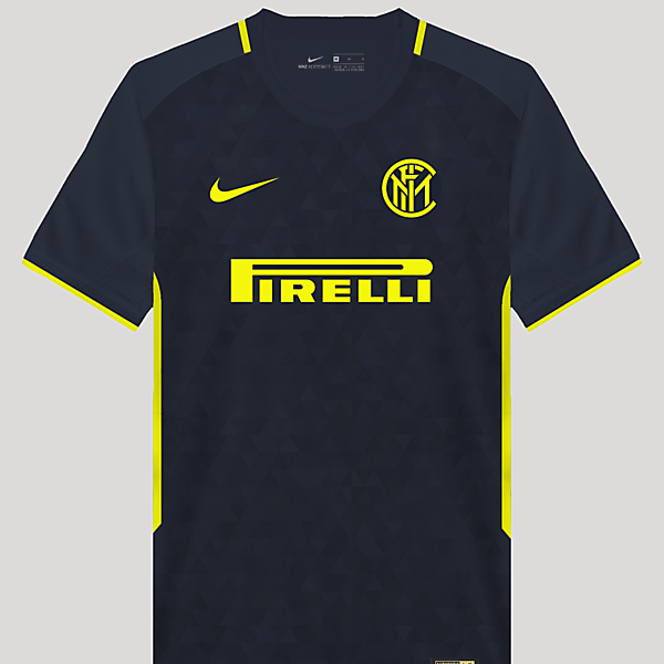 Inter 17/18 Third Kit