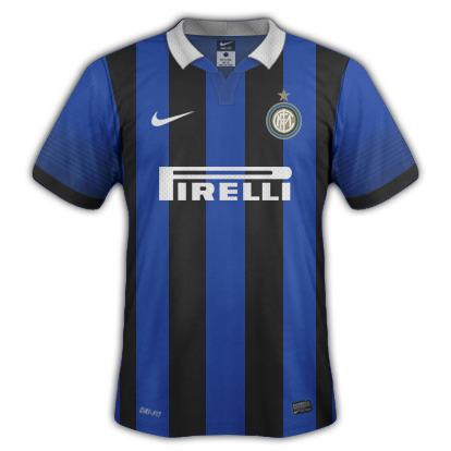 Inter fantasy kits with Nike