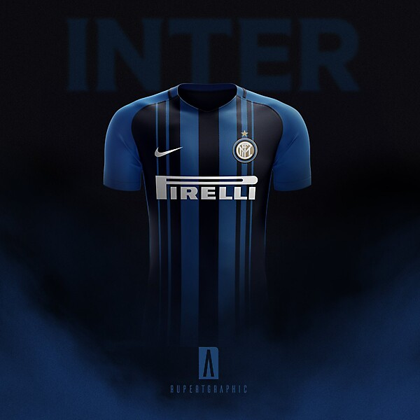 Inter 2017/18 Nike - Rumors