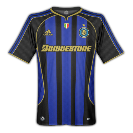 Inter de Milan Home Fantasy