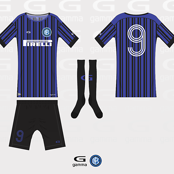 Inter home kit