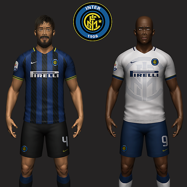 Inter Milan Concept Kits