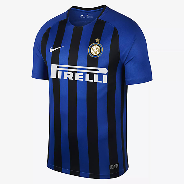 Inter Milan Home Shirt
