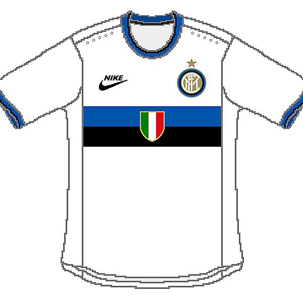 Inter Milan Nike Away