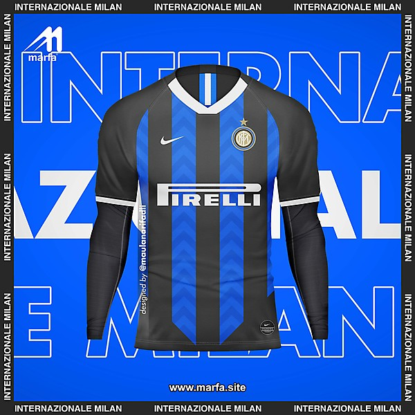 INTER MILAN X NIKE FANTASY KIT CONCEPT