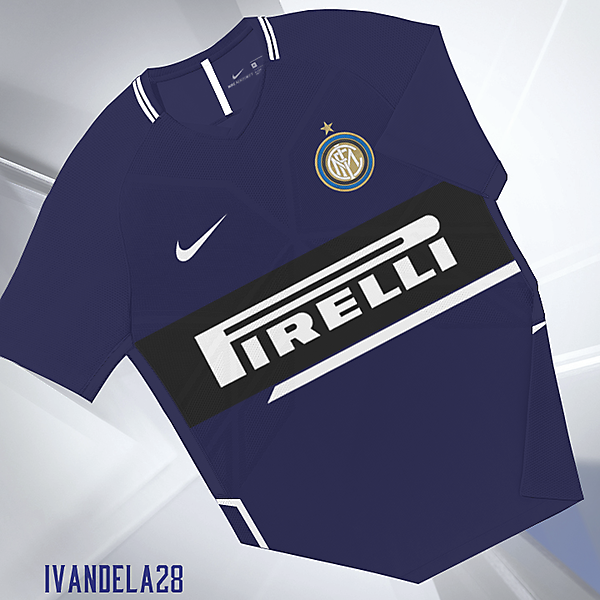 Inter Third Kit Nike