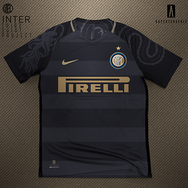 Inter Third Kit project