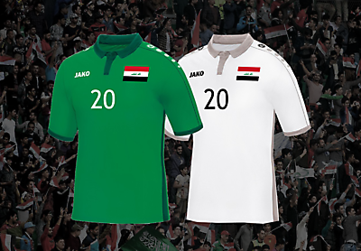 IRAQ JAKO ASIAN CUP 2019