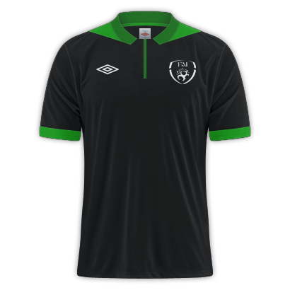 Ireland Away Fantasy
