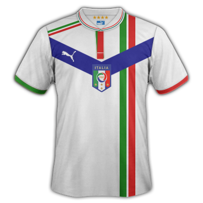 Italy Away Fantasy Kit