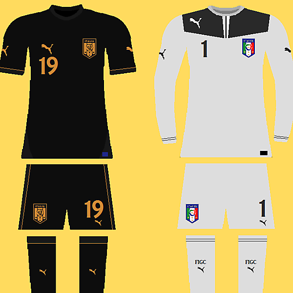 Italy concept kit 1