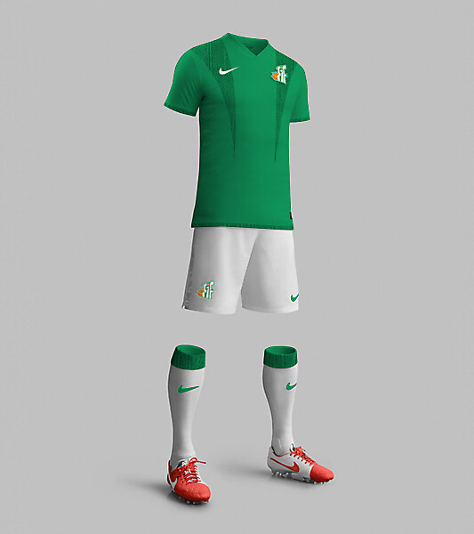 Ivory Coast Home Kit