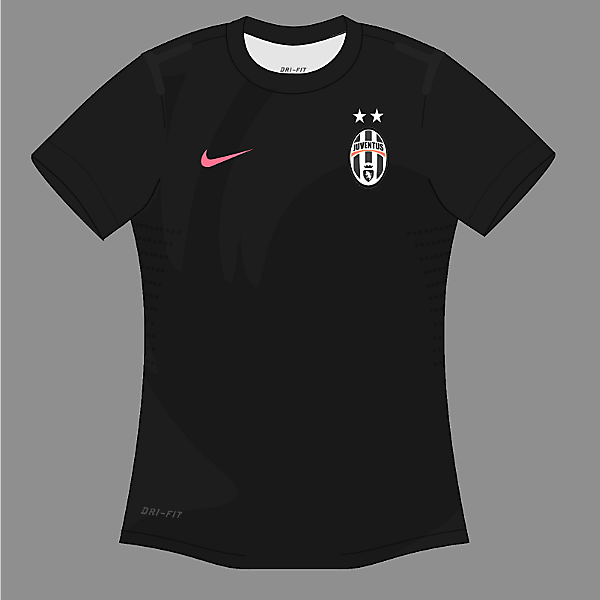 2012-2013 Nike Juventus Away Kit