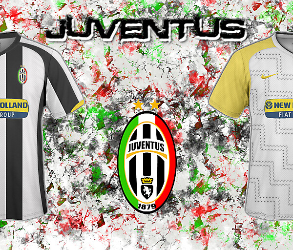 Juventus Collage