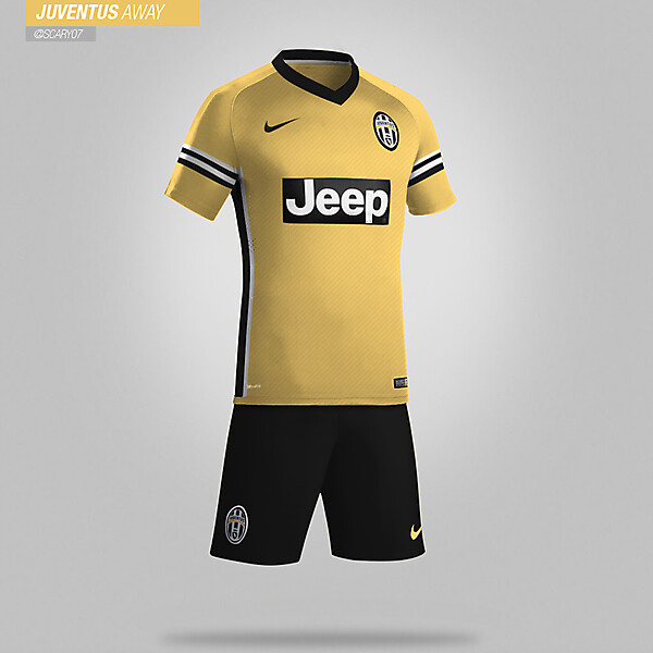 Juventus - Away