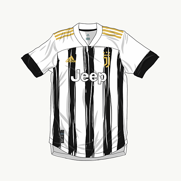 Juventus 20/21 home kit prediction