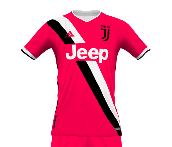 JUVENTUS 21-22 FANTASY AWAY KIT