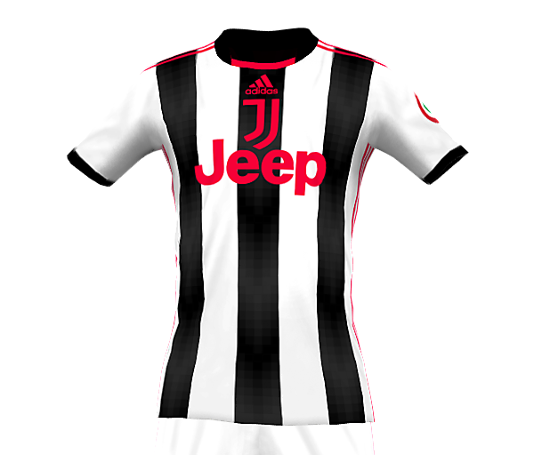 JUVENTUS 21-22 FANTASY HOME KIT