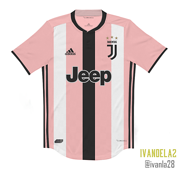 Juventus Away Kit Adidas