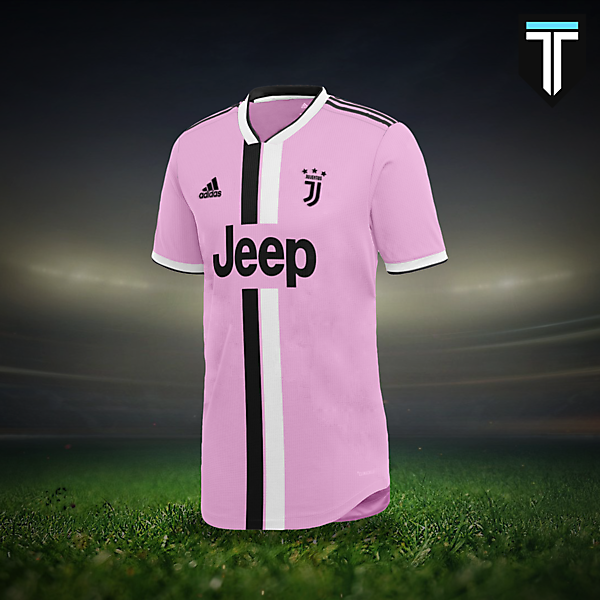 Juventus Away Kit Concept