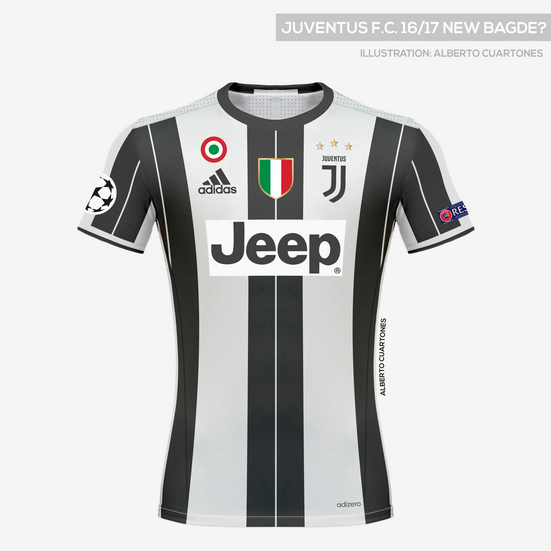 Juventus F.C. New Badge?
