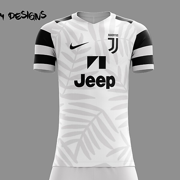 Juventus Nike 2018 Away Kit