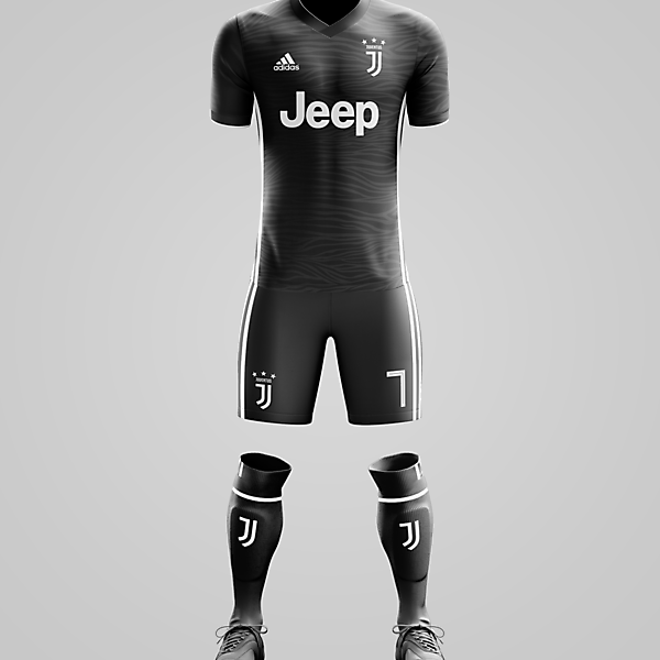 Juventus x Adidas - Third Kit