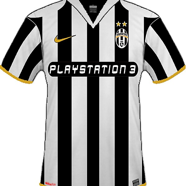 new juventus home