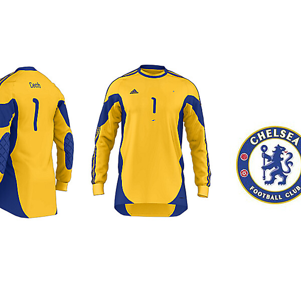 Chelsea FC Keeper Kit