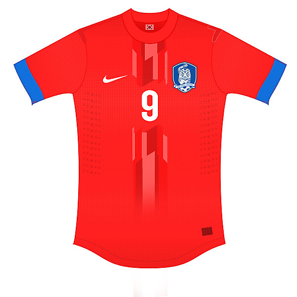 Korea Rep. 2014 WC Home