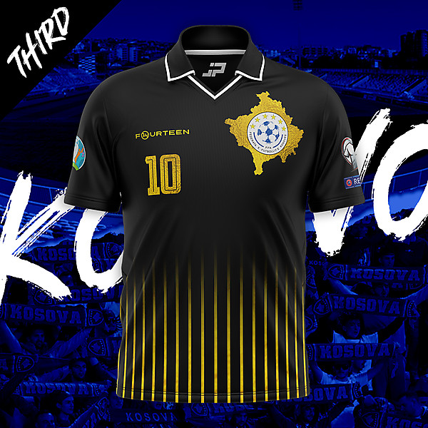 Kosovo Third Concept Kit