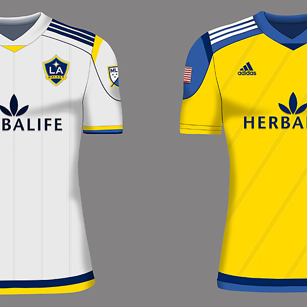 LA Galaxy Home & Away