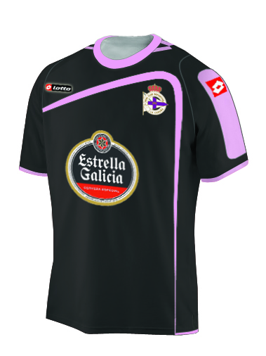 La Coruna Away Lotto