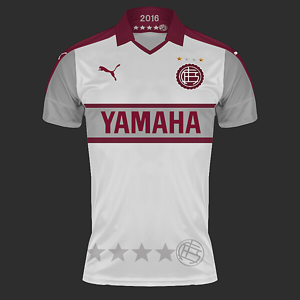 Lanus Away kit