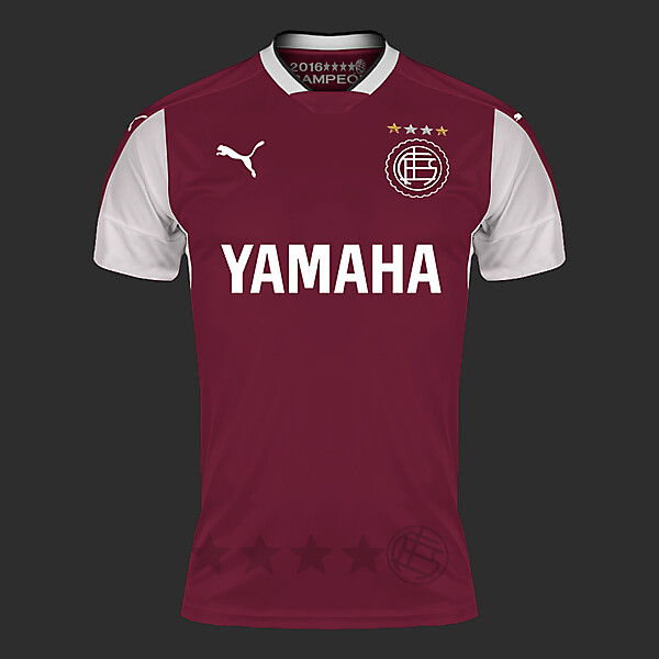 Lanus Home kit