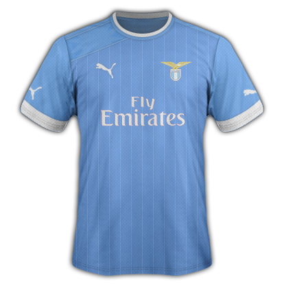 Lazio Fantasy Kits with Puma