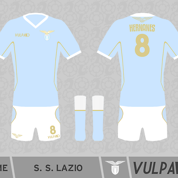 SS Lazio Kits